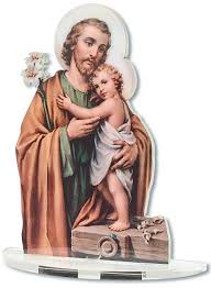 SaintJoseph - Saints Of The Day - Bible Study