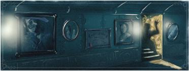 Google Logo: 213rd birthday of Mary Shelley, British writer