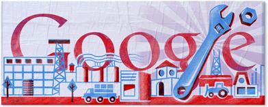 Les logos de Google - Page 3 Labourday11-hp
