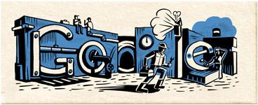 Google Logos of May 2010