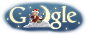 Google Logo: Sandman's 50th year