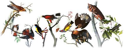 Geburtstag von John James Audubon