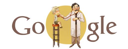 150. Geburtstag von Adalbert Czerny