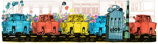 Google-Doodle: Tag der Deutschen Einheit 2013