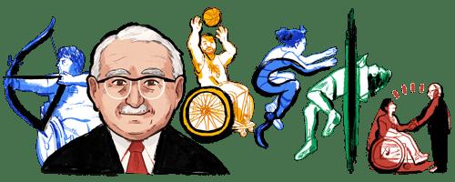 122.Geburtstag von Professor Ludwig Guttmann