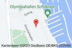 Karte von Schwimmhalle Schilksee