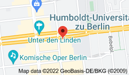 Map for KunstHalle by Deutsche Bank