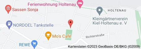 Karte von Sporthalle am Grönhoffweg