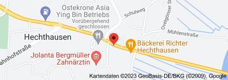 Karte von Apotheke Hechthausen Inh. J. Gabriele Alstedt e.K.