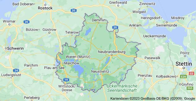 Hausboot mieten Mecklenburgische Seenplatte