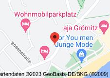 """Karte von Appartementhaus """"Haus Jutta"""" Jutta Schienke"""