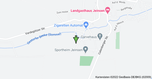 Karte von Ippenstedter Str. 40, 30982 Pattensen
