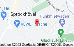Karte von Gemeinschaftsgrundschule Börgersbruch